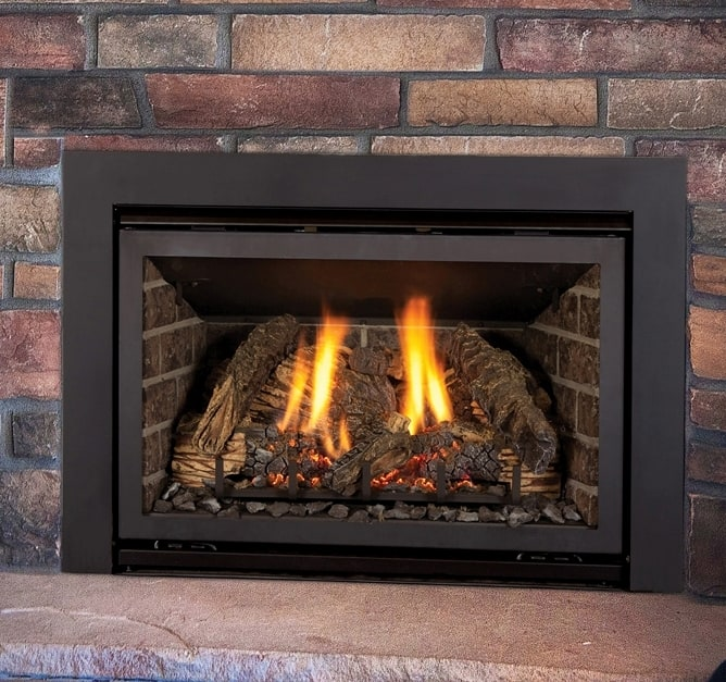 Kozy Heat Chaska 25 Direct Vent Gas Insert New England Grill And Hearth