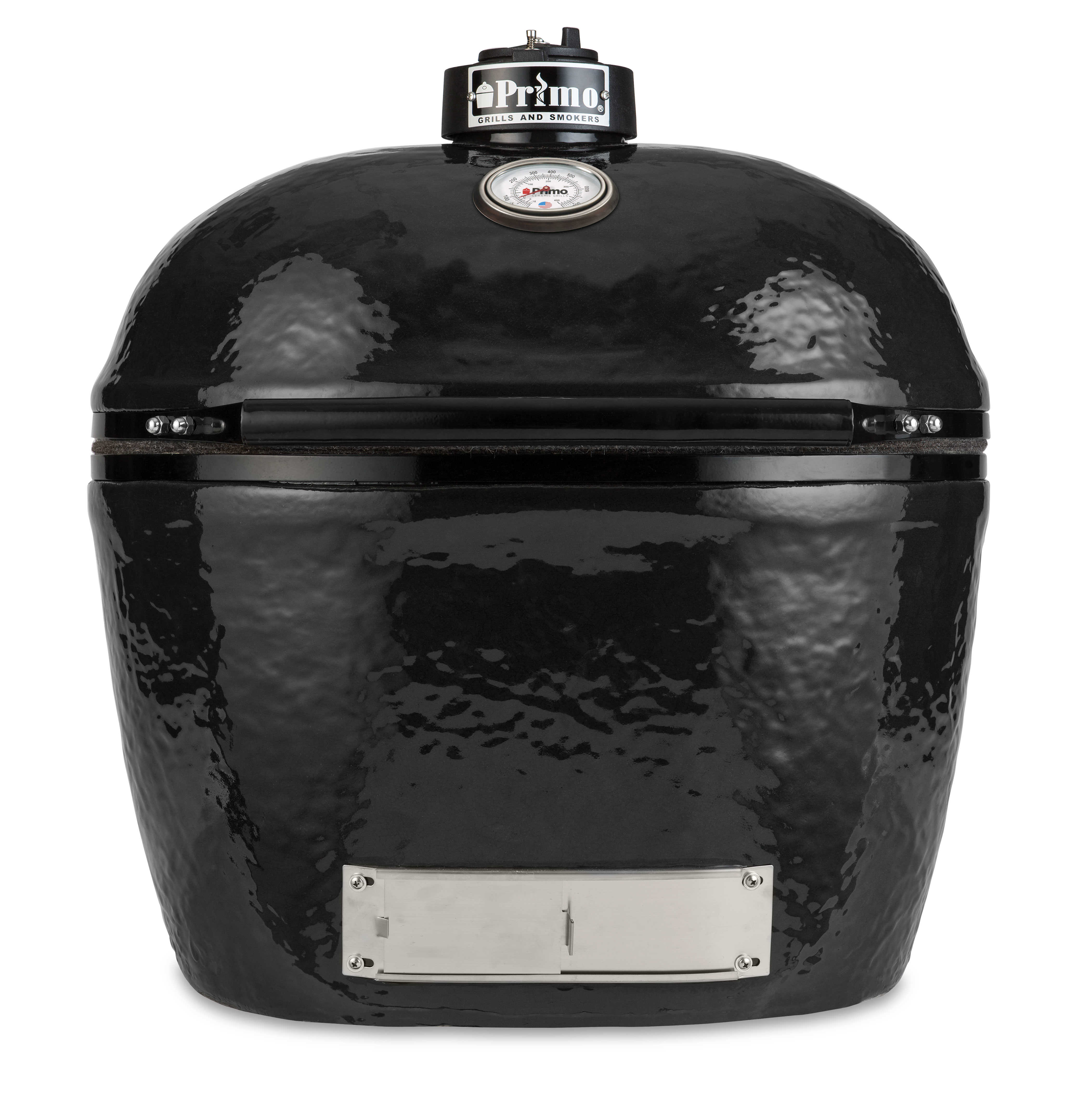 Primo Ceramic Charcoal Smoker Grill - Oval XL 400 - New ...