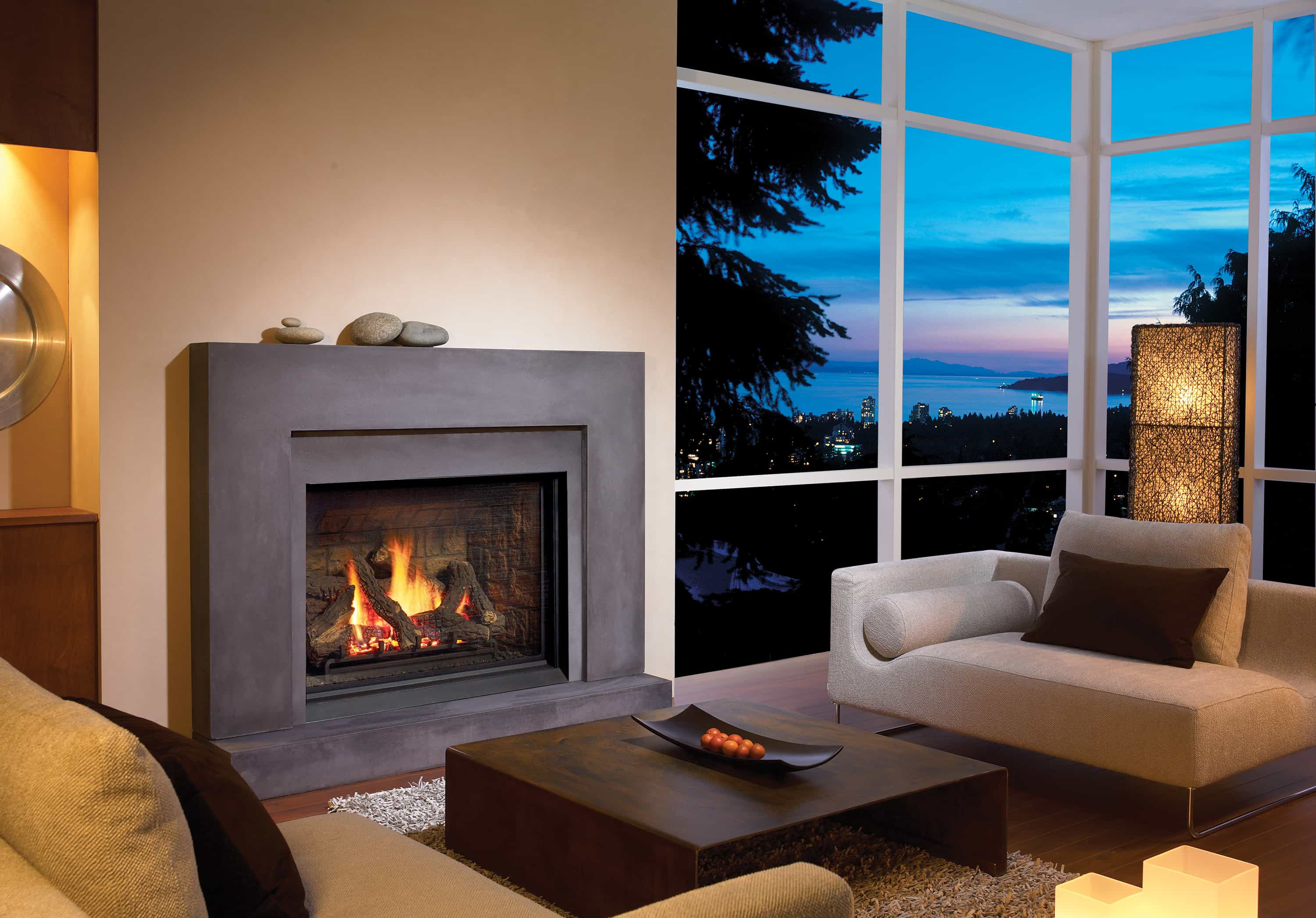 REGENCY B36XTCE DIRECT VENT GAS FIREPLACE
